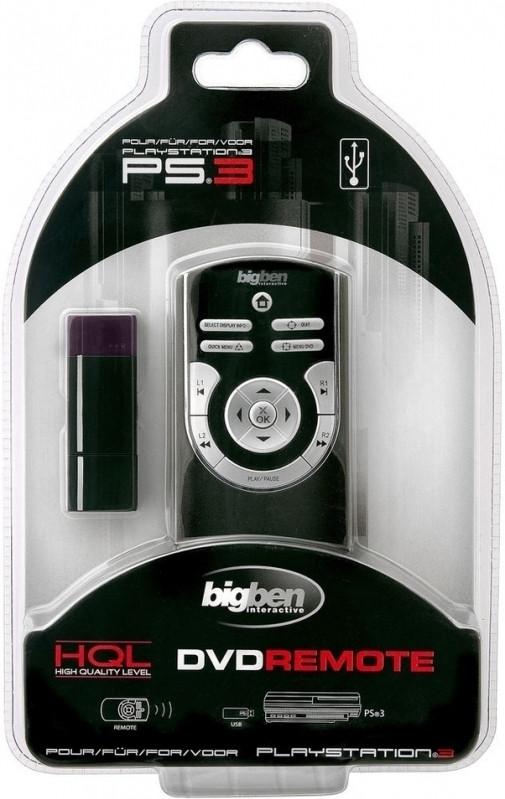 Image of Big Ben DVD Remote Control (PS3REMOTE)