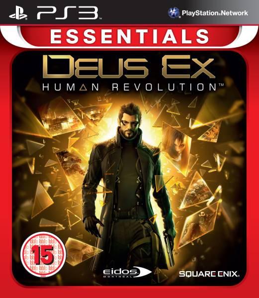 Goedkoopste Deus Ex Human Revolution (essentials)