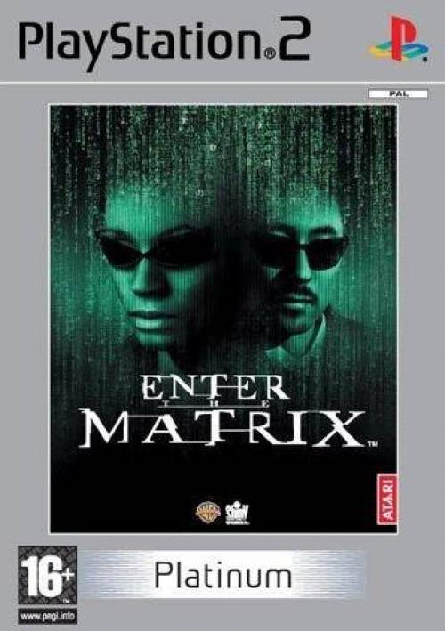 Image of Enter the Matrix (platinum)