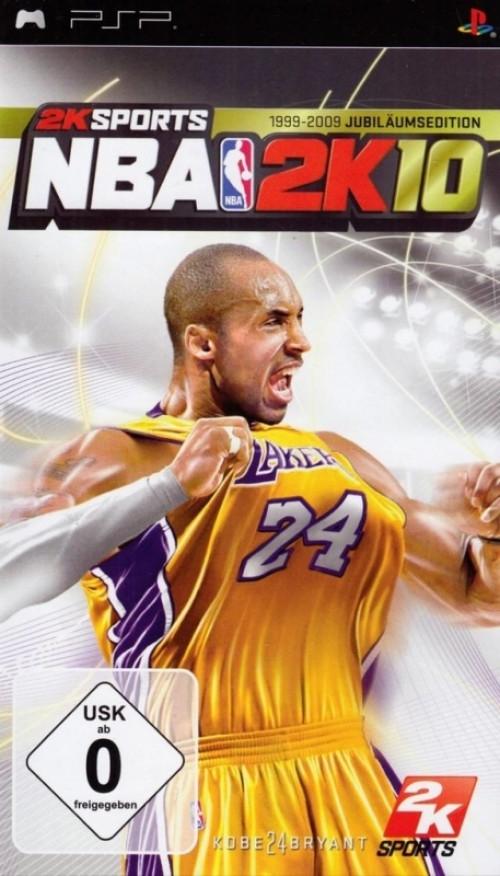 Goedkoopste NBA 2K10