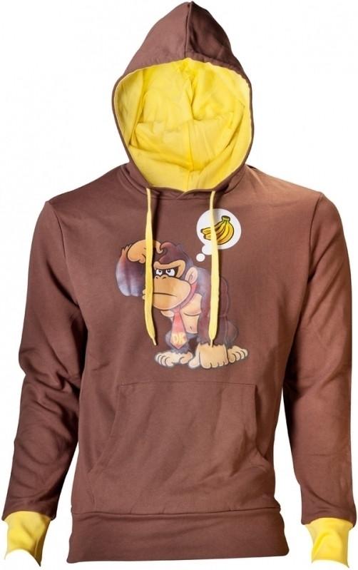Nintendo Hoodie Donkey Kong Wants Banana