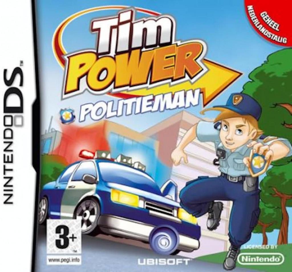 Tim Power Politieman kopen