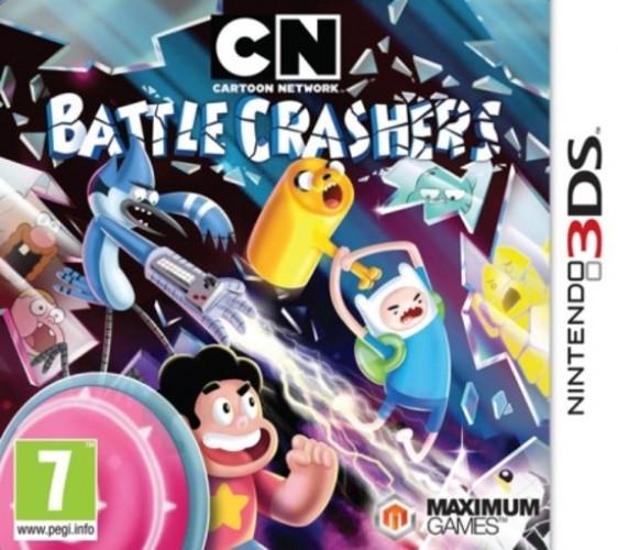 Goedkoopste Cartoon Network Battle Crashers