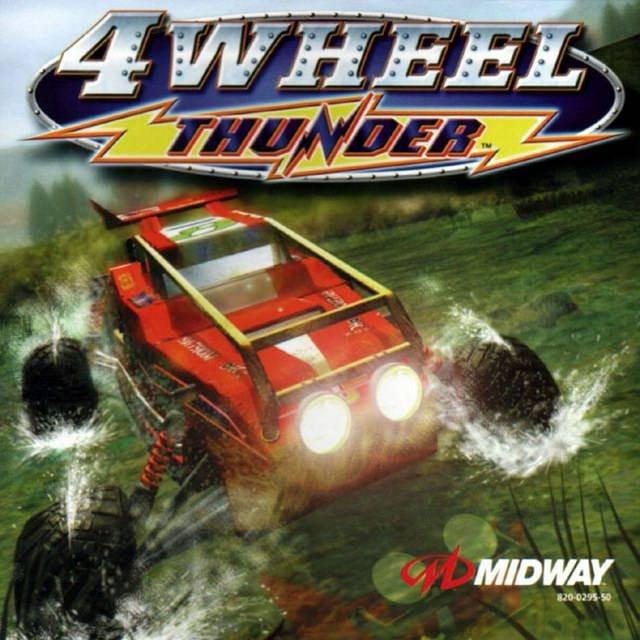 Image of 4 Wheel Thunder