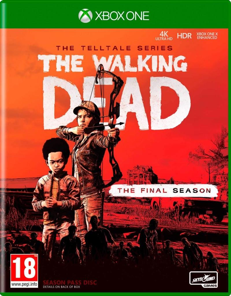 The Walking Dead the Final Season kopen
