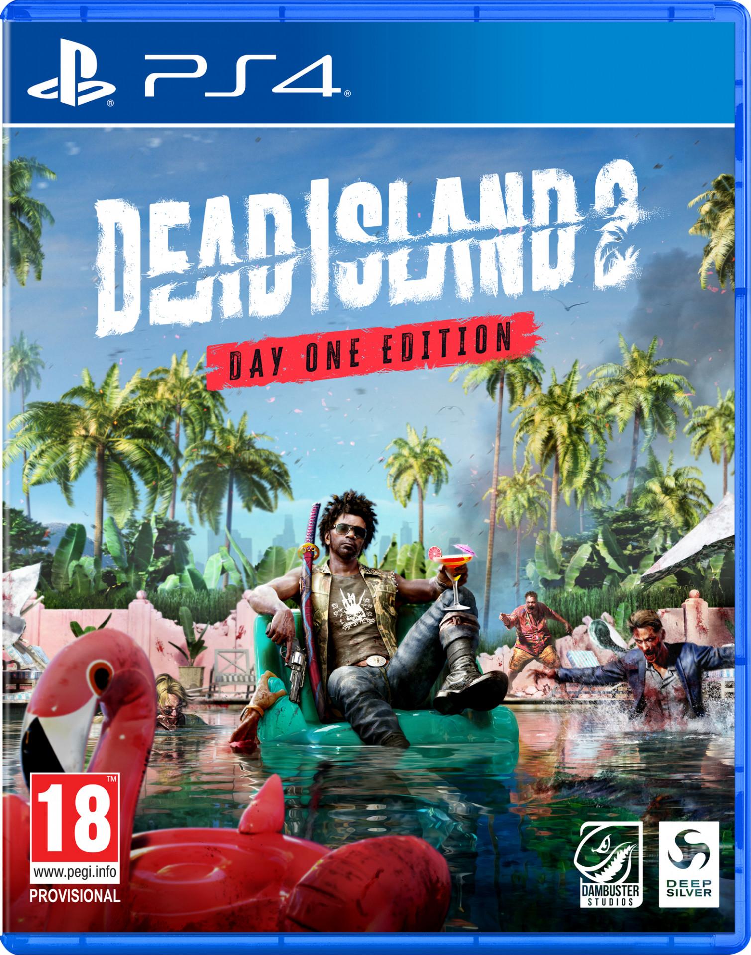 Dead Island 2, Playstation 4