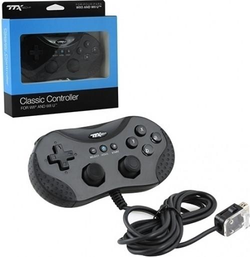 Classic Controller Zwart (TTX Tech)