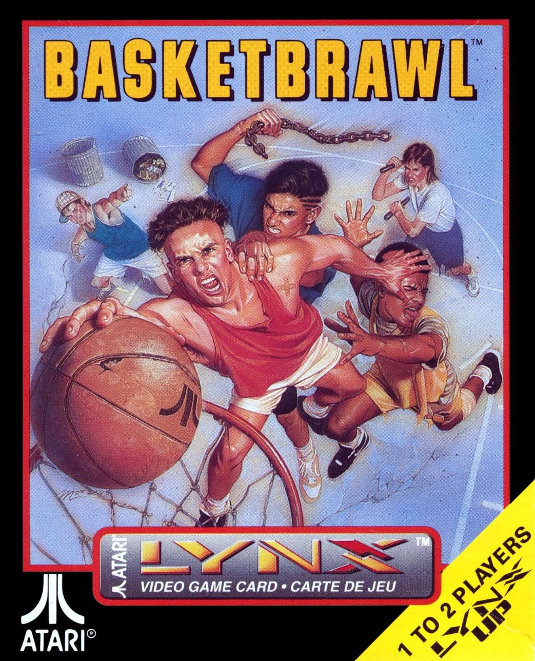 Image of Basketbrawl