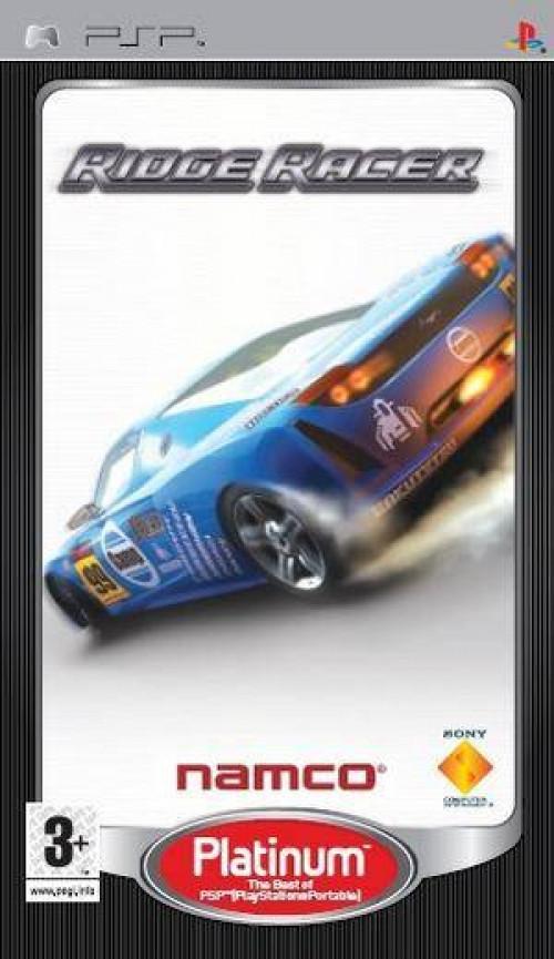 Ridge Racer (platinum)