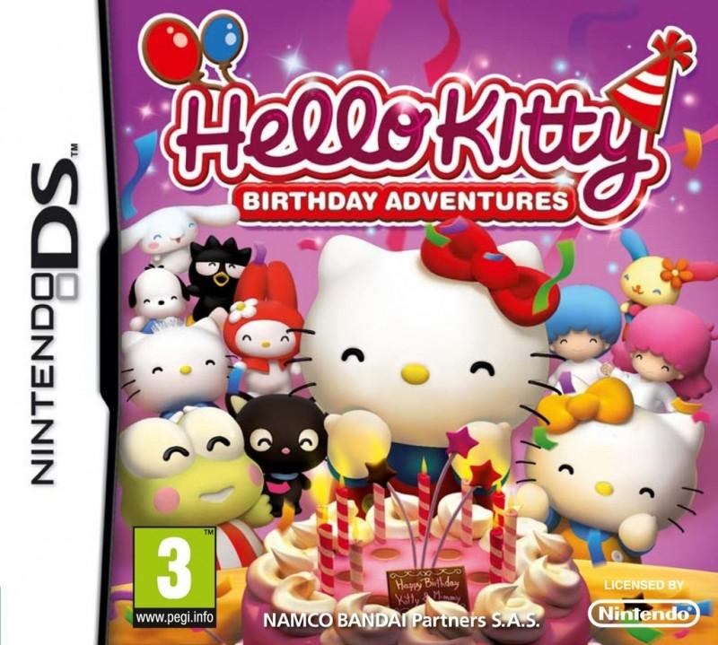 Hello Kitty Birthday Adventures