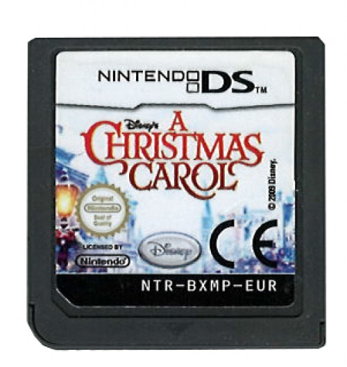 A Christmas Carol (losse cassette)
