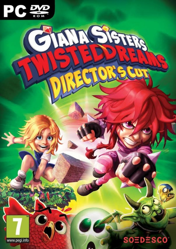 Giana sisters Twisted dreams (Directors cut)