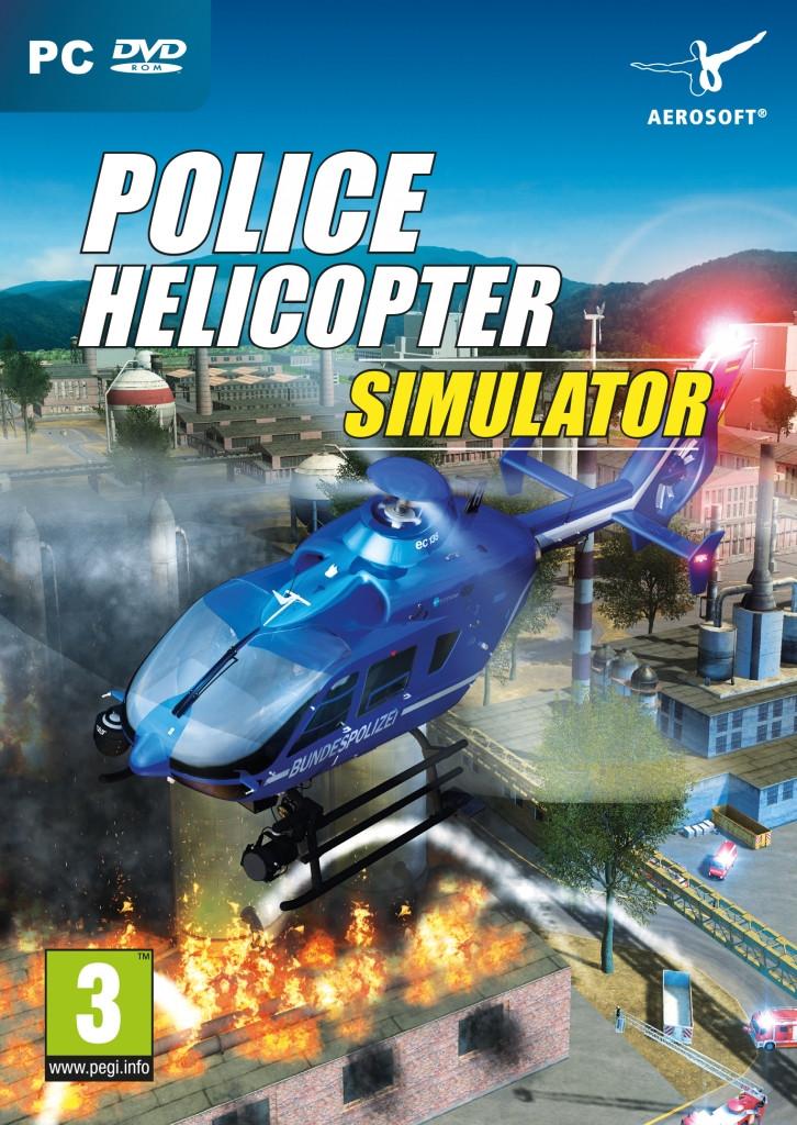 Afbeelding van Police Helicopter Simulator