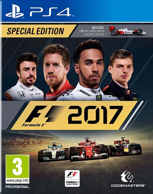 F1 2017 Special Edition kopen