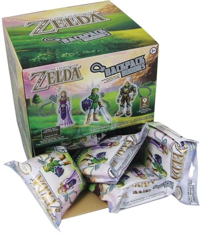 The Legend of Zelda Backpack Clip