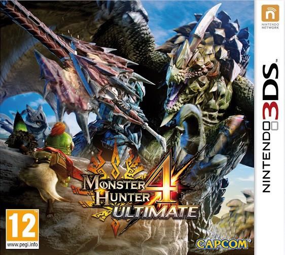 Goedkoopste Monster Hunter 4 Ultimate