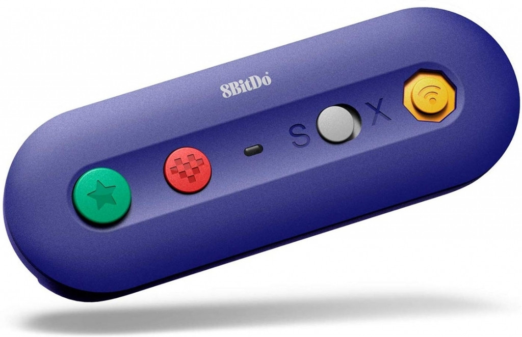 8Bitdo GBros. Gamecube Controller Adapter