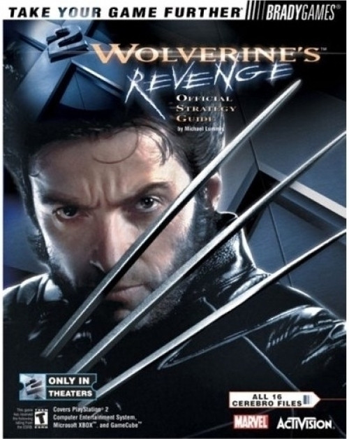 X-Men 2 Wolverine's Revenge Guide kopen