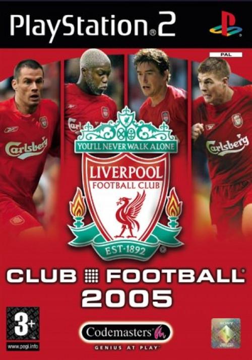 Liverpool Club Football 2005 kopen