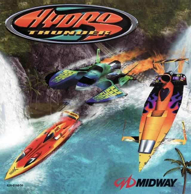Image of Hydro Thunder