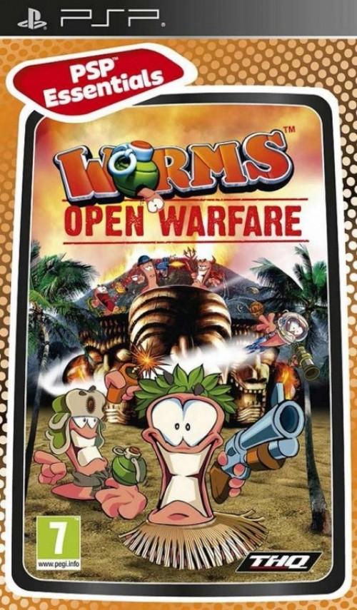 Goedkoopste Worms Open Warfare (essentials)
