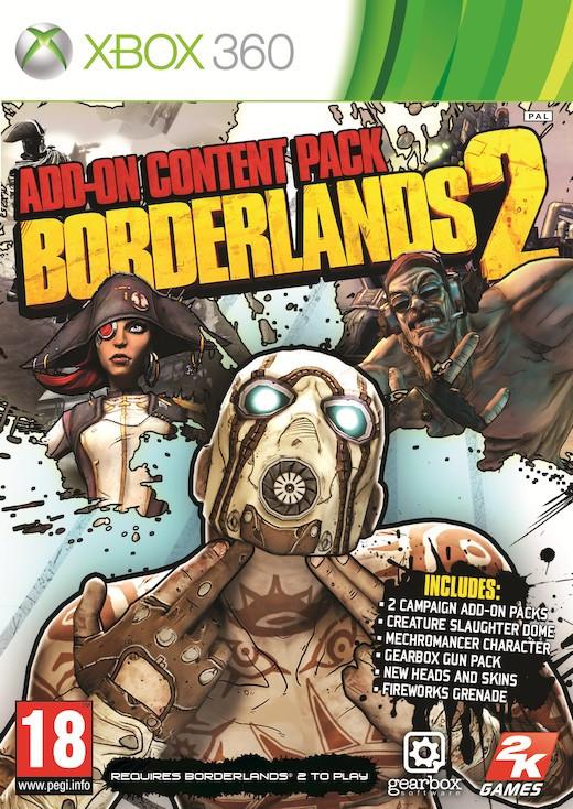 Image of Borderlands 2 (Add-On Pack)