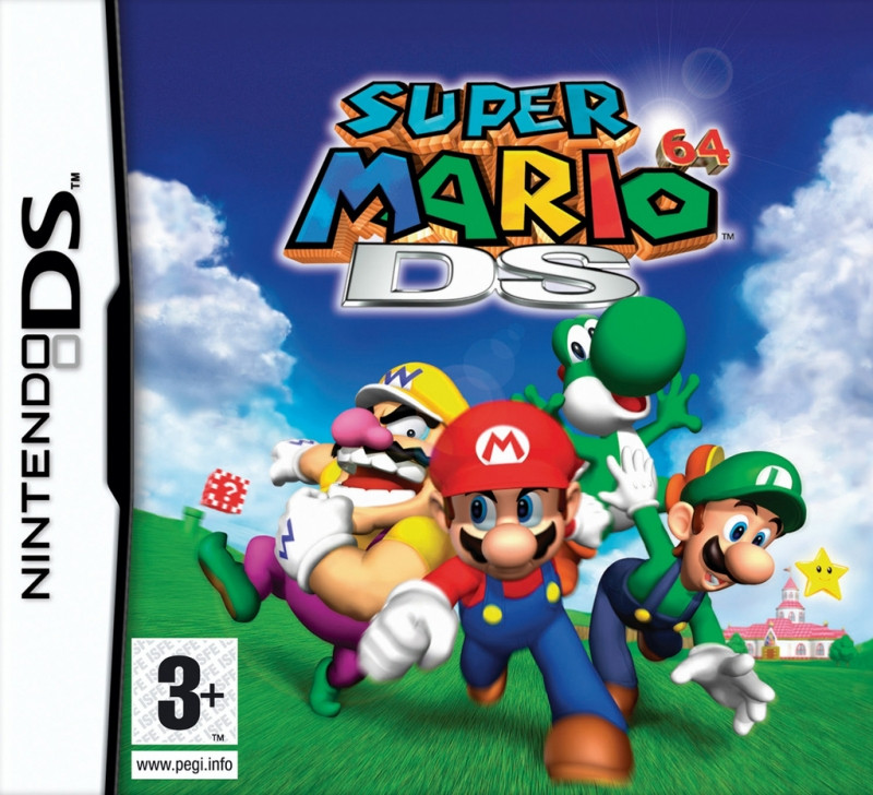 Super Mario 64 DS kopen