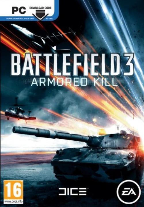 Battlefield 3 Armored Kill DLC 3 (Code in a Box)