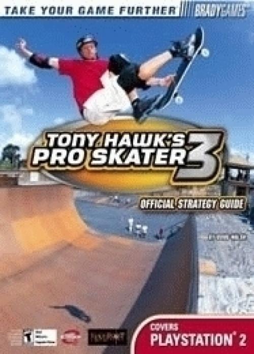 Tony Hawk 3 Guide