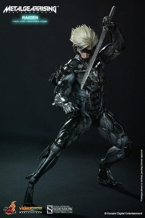 Metal Gear: Raiden Sixth Scale Figure