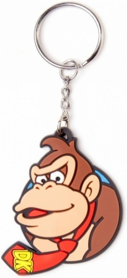 Nintendo Donkey Kong Rubberen Sleutelhanger