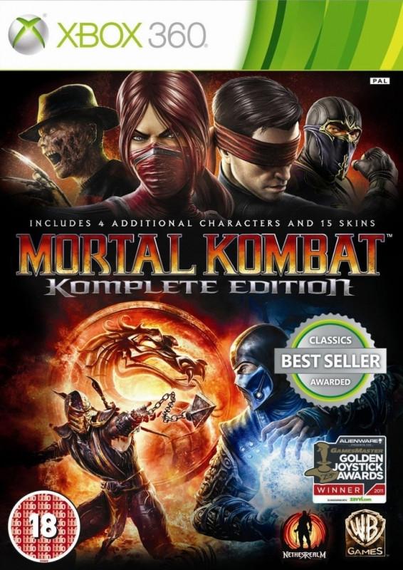 Mortal Kombat (Komplete Edition) (classics) kopen