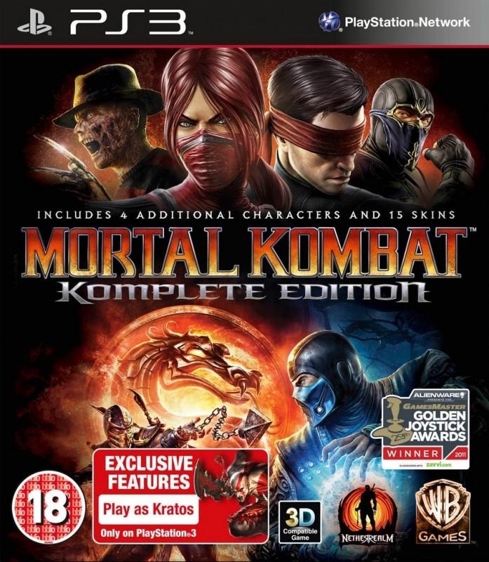 Mortal Kombat (Komplete Edition) kopen