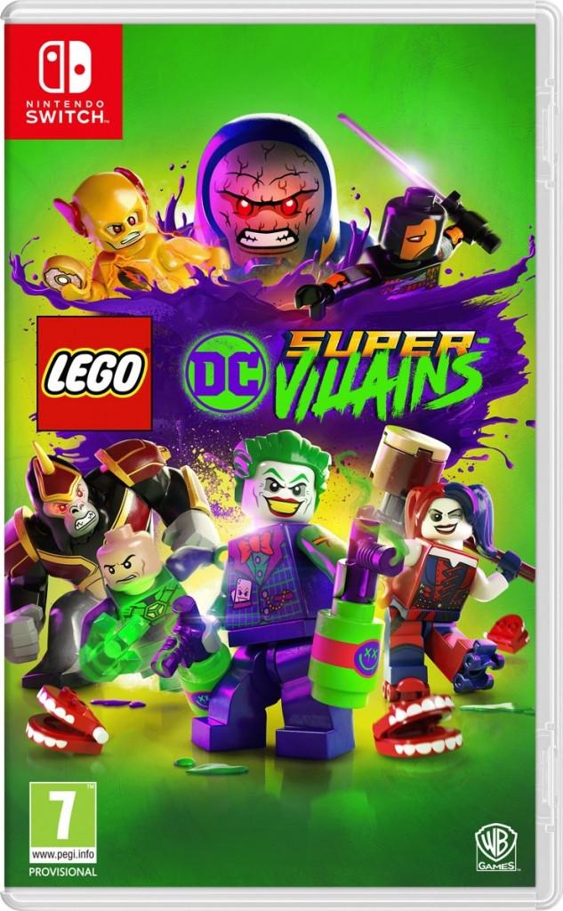 Goedkoopste LEGO DC Super Villains