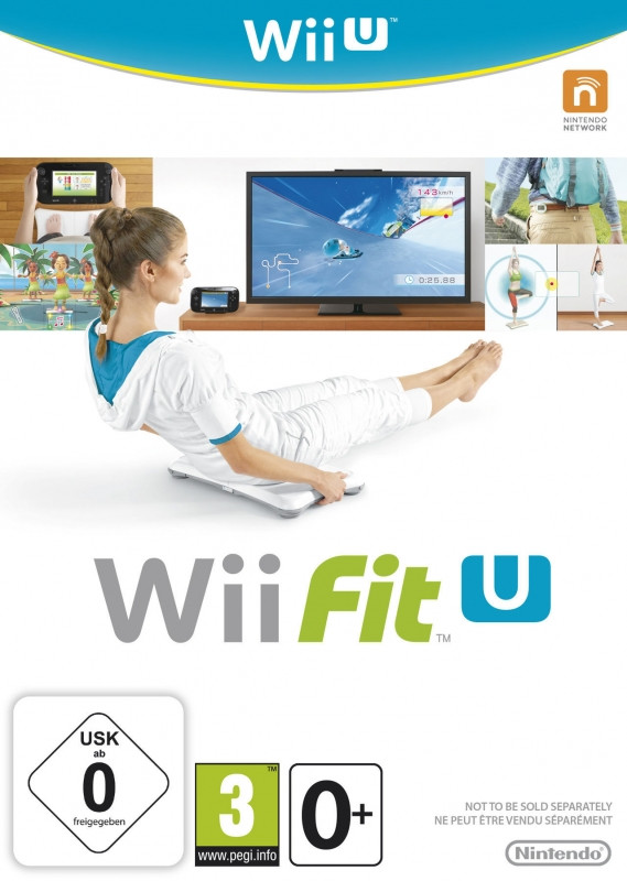 Wii Fit U (software) kopen