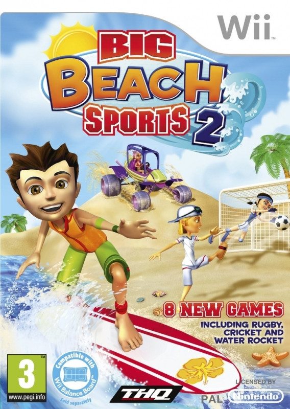 Goedkoopste Big Beach Sports 2