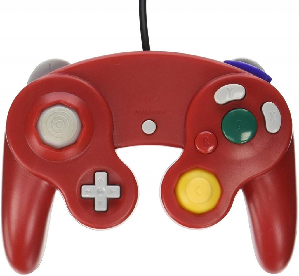 Gamecube Controller Red (Teknogame)