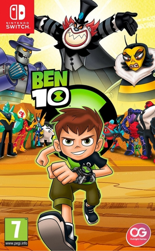 Goedkoopste Ben 10