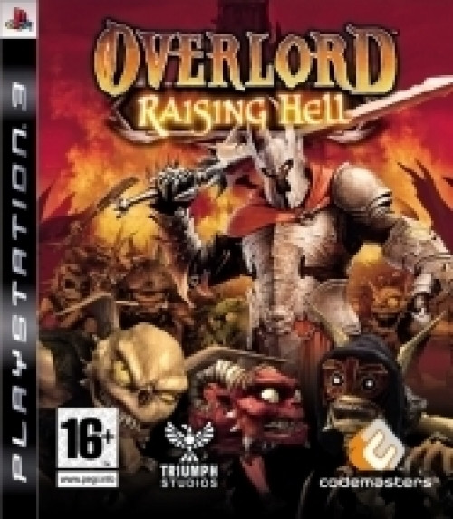 Goedkoopste Overlord Raising Hell
