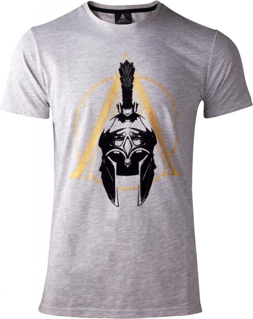 Assassin's Creed Odyssey - Spartan Helmet Men's T-shirt kopen