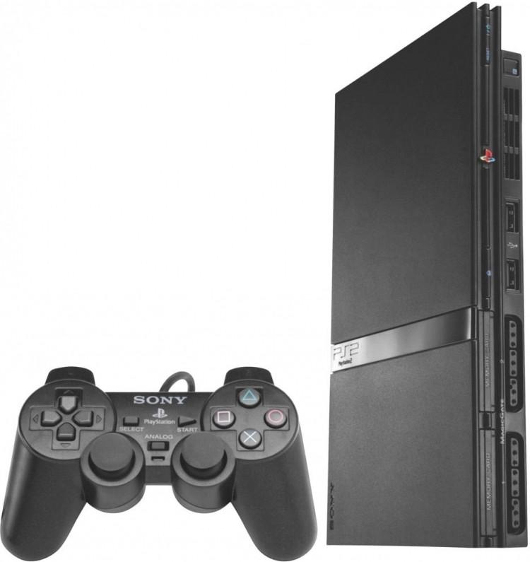 Sony Pstwo (Black)