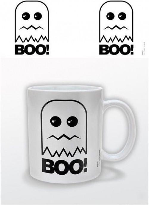 Pac-Man Mok Ghost Boo!