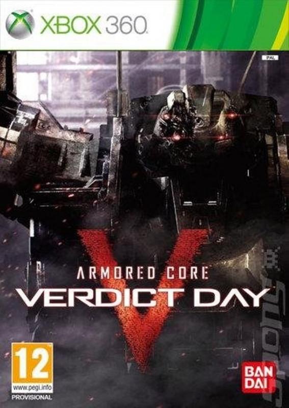 Image of Armored Core Verdict Day