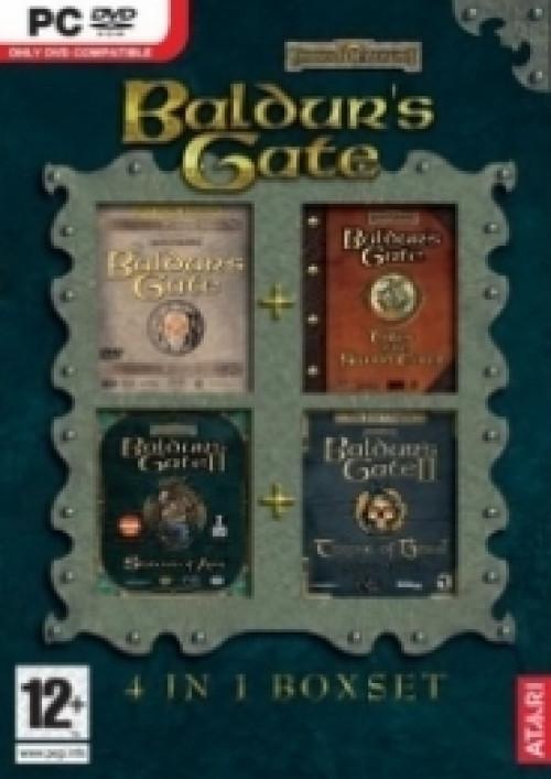 Image of Baldur's Gate Compilatie