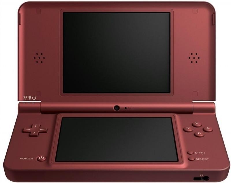 Nintendo DSi XL (Wine Red)