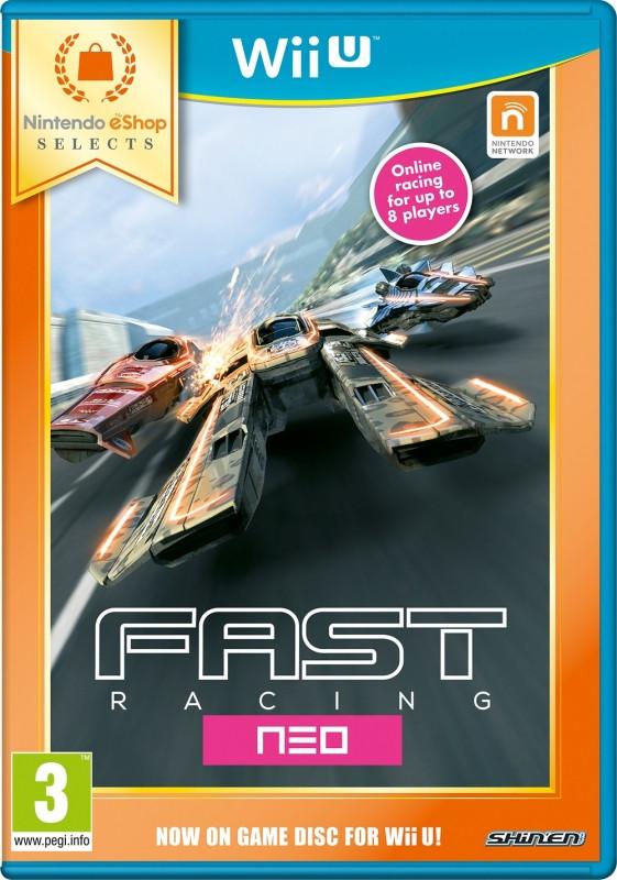 Goedkoopste Fast Racing NEO (Nintendo eShop Selects)