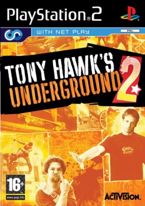 Tony Hawk's Underground 2 kopen