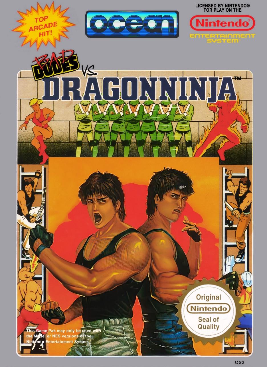 Goedkoopste Bad Dudes VS. Dragon Ninja