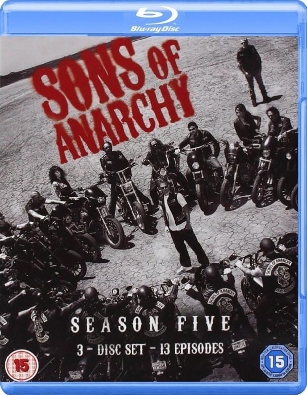 Sons of Anarchy - Seizoen 5