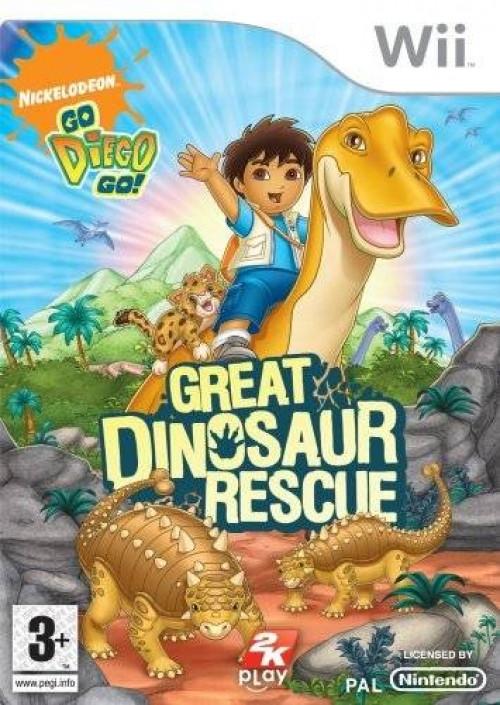 Go Diego Go Dinosaurussen kopen